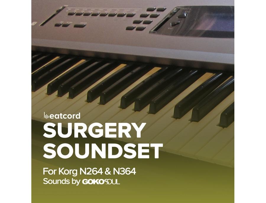 Gokosoul Surgery Soundset for Korg Nx64