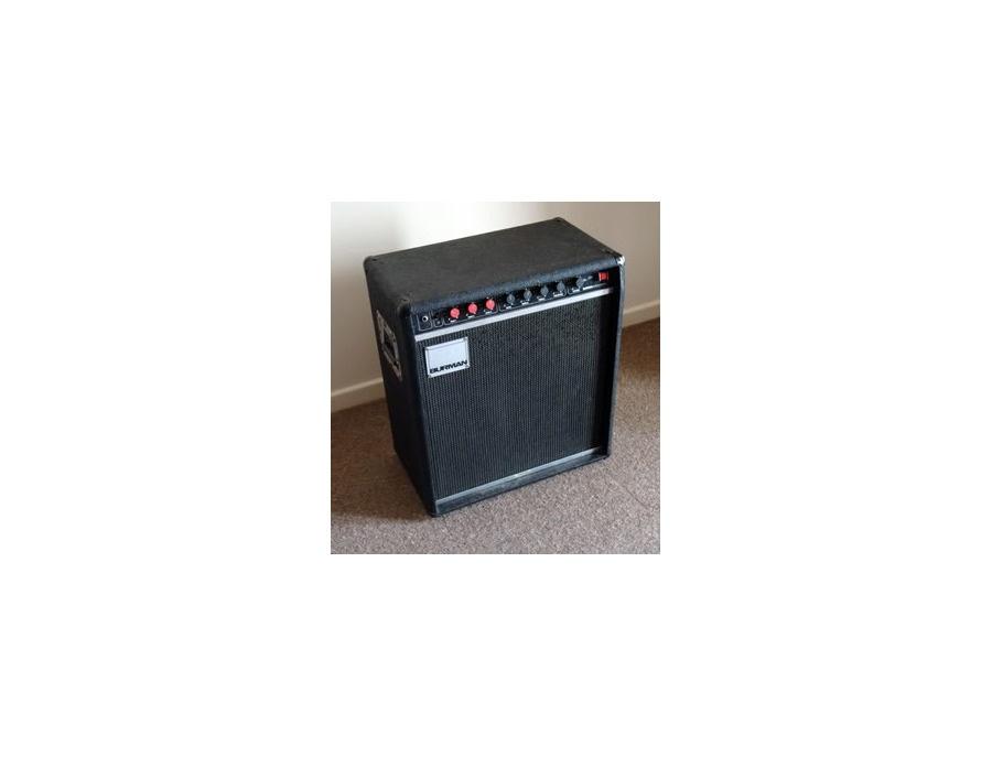 Burman Amplifiers 501 Combo