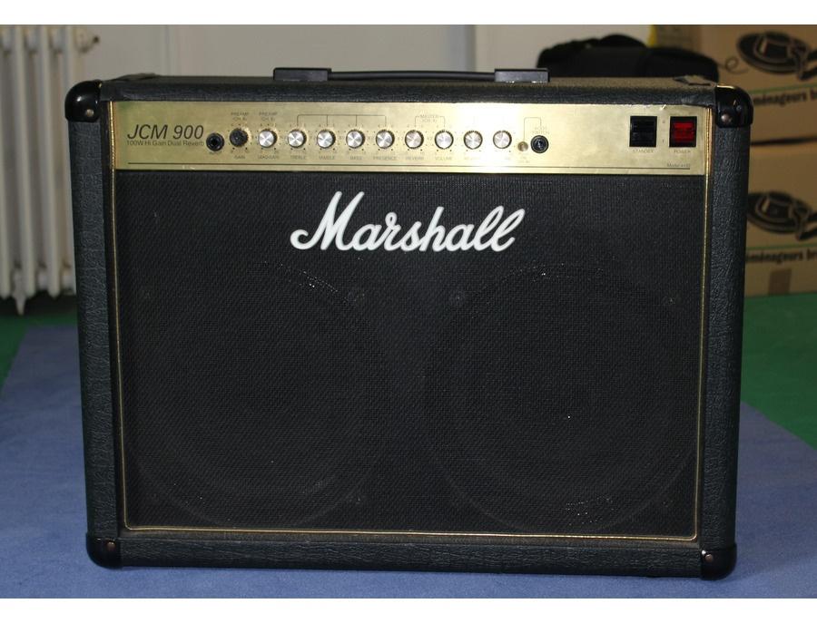 "Marshall JCM 900 4102 2x12"" Combo"