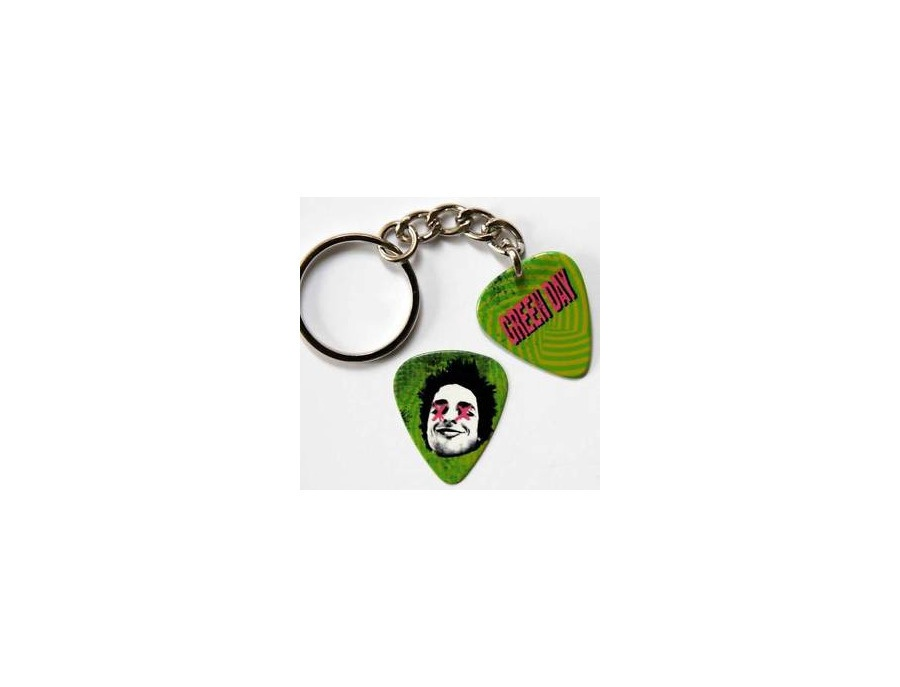Green Day Uno Guitar Pick