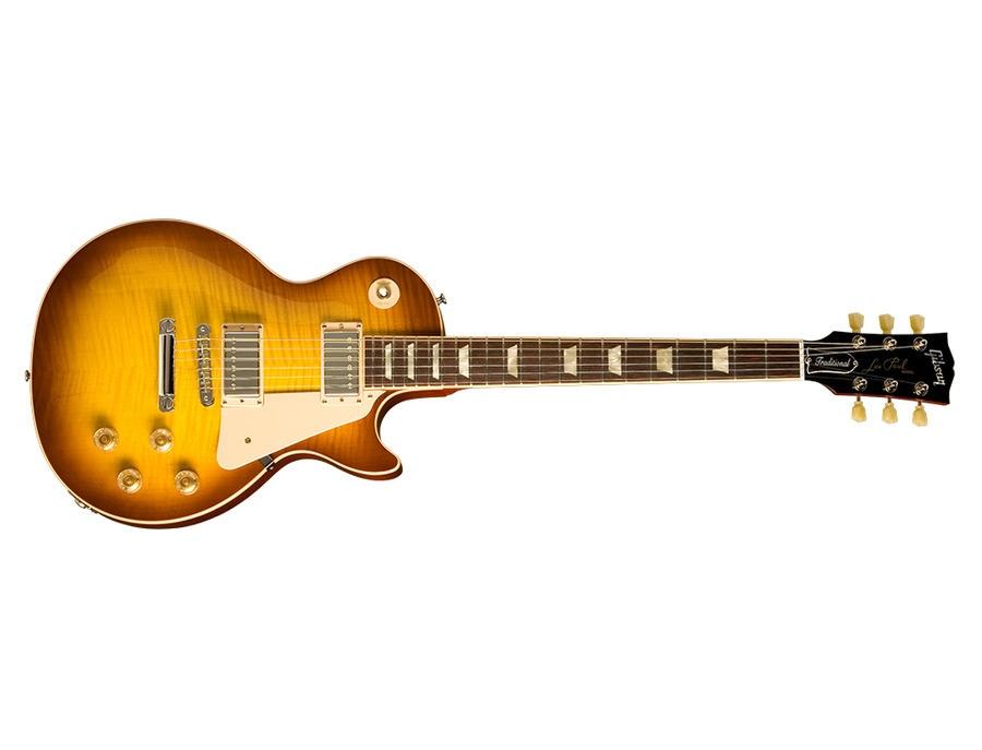 Gibson Les Paul Traditional Iced Tea Burst