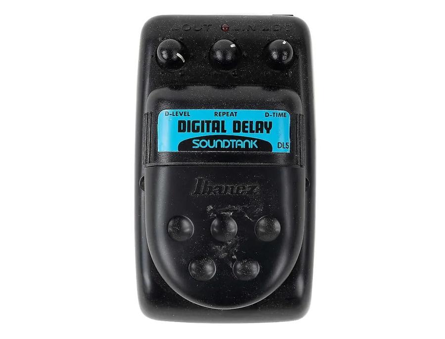Ibanez Digital Delay DL5 Soundtank