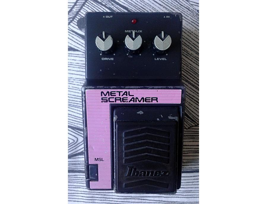 Ibanez MSL Metal Screamer