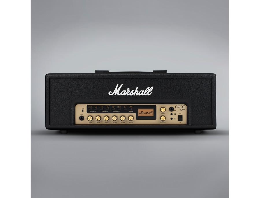 Marshall Code 100H 100W Digital Amp Head
