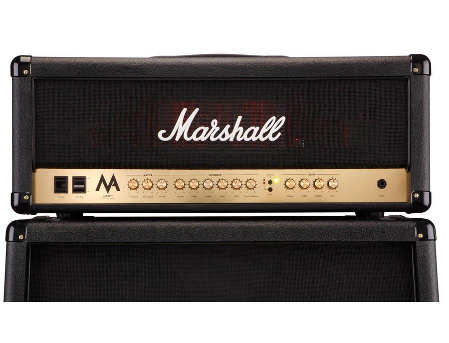 Marshall MA50H 50 watt valve head