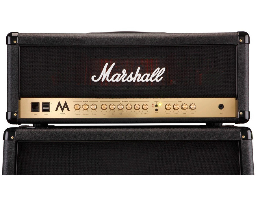 Marshall MA50H 50 watt valve head
