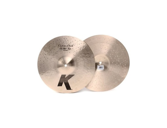 Zildjian K custom dark 13'' hi hats
