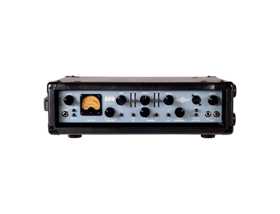 Ashdown ABM 1000 Bass Head 1000 Watt RMS
