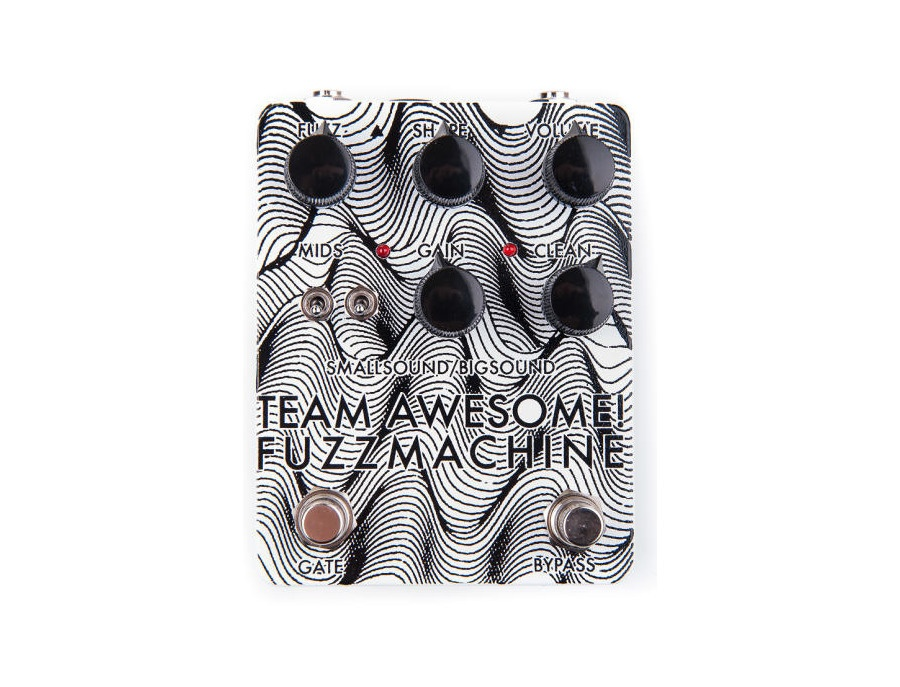 Team Awesome! Fuzz Machine