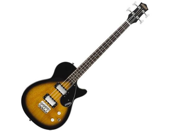 Gretsch G2224 Junior Jet Bass II Bass Guitar, Tobacco Sunburst