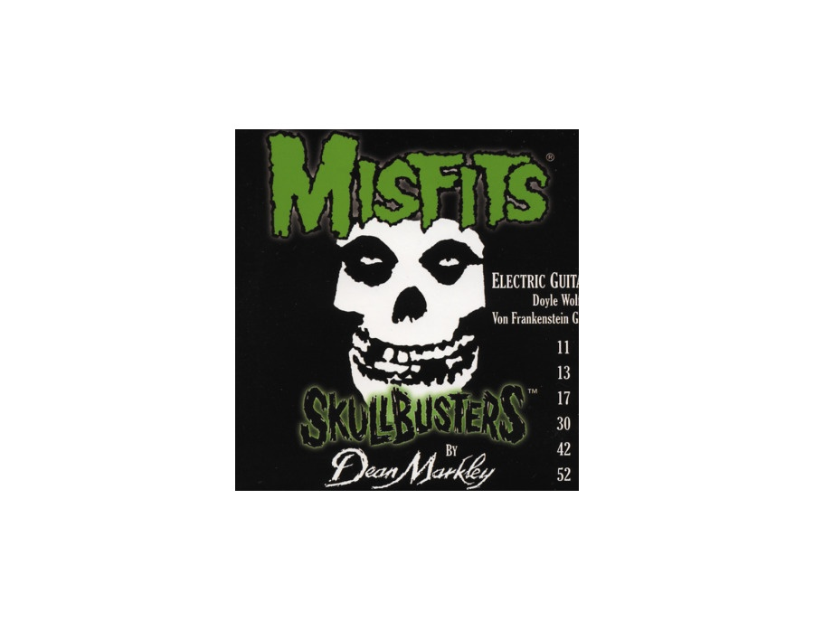 Dean Markley Misfits Signature Strings