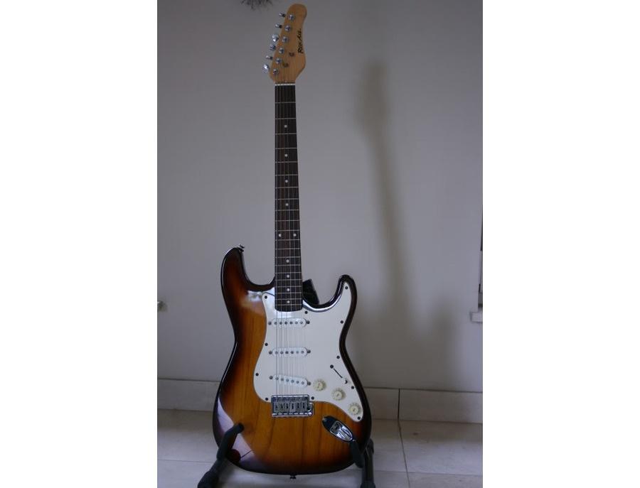 Rok Axe Stratocaster