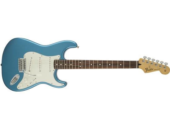 Fender Standard Stratocaster Lake Placid Blue