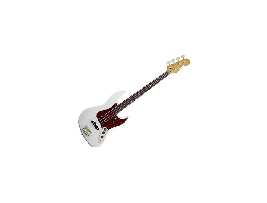 Squier Vintage Modified Jazz Bass Olympic White