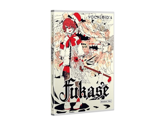 Fukase (VOCALOID4 Library)