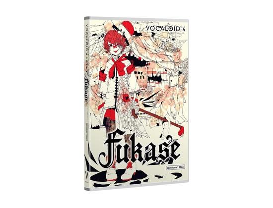 Fukase (VOCALOID4 Library)