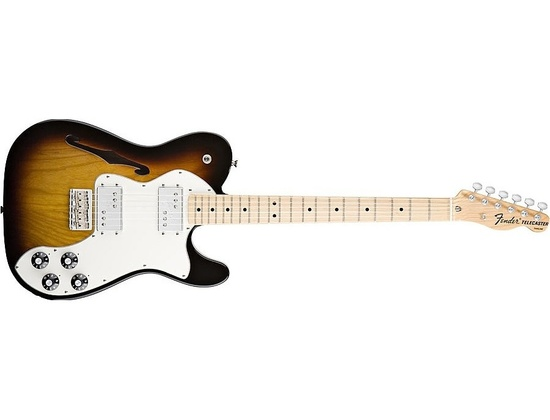 Fender Telecaster Classic Player Thinline Deluxe