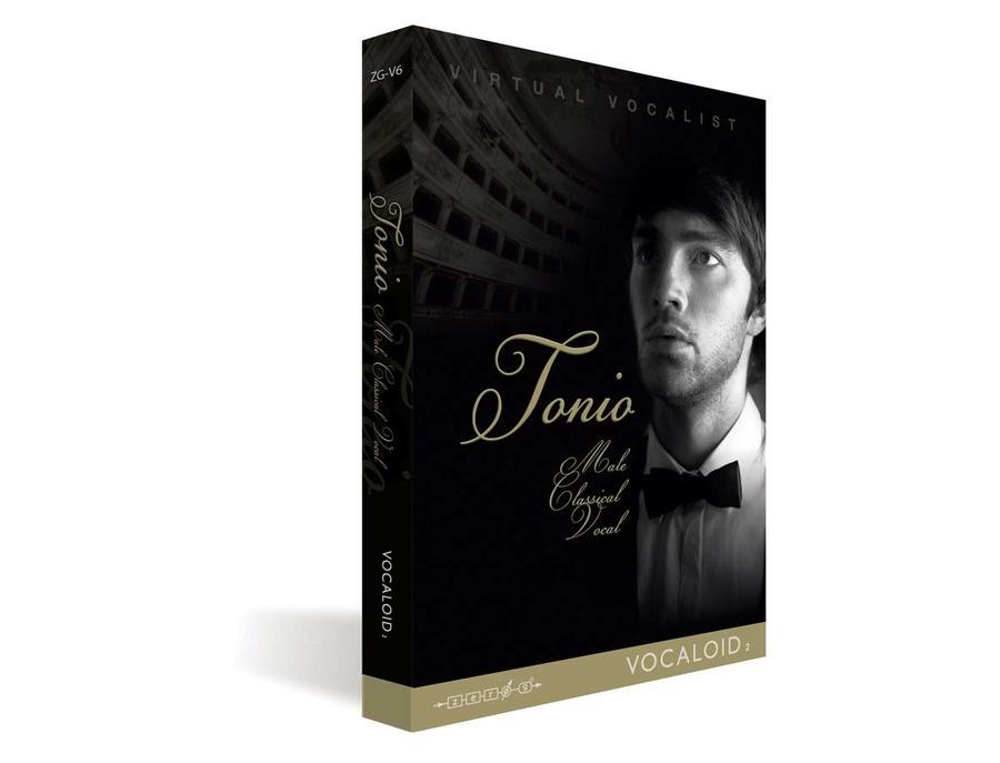 Tonio (VOCALOID2 Library)