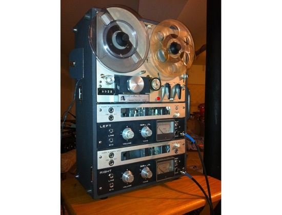 Akai M-8  Reel to Reel Tape Recorder