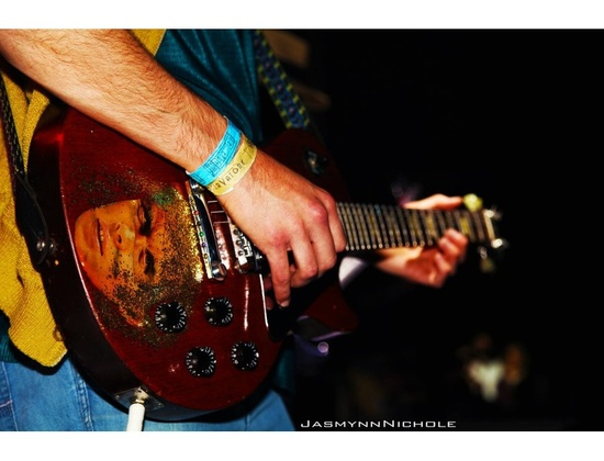 Matt Taylor's Gibson Les Paul Custom