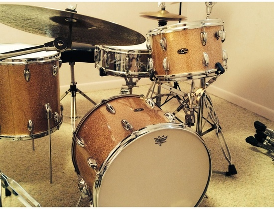 Slingerland Jet Fit Drum Kit