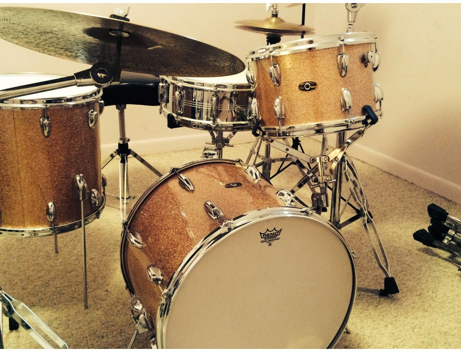 Slingerland Jet Fit Drum Kit