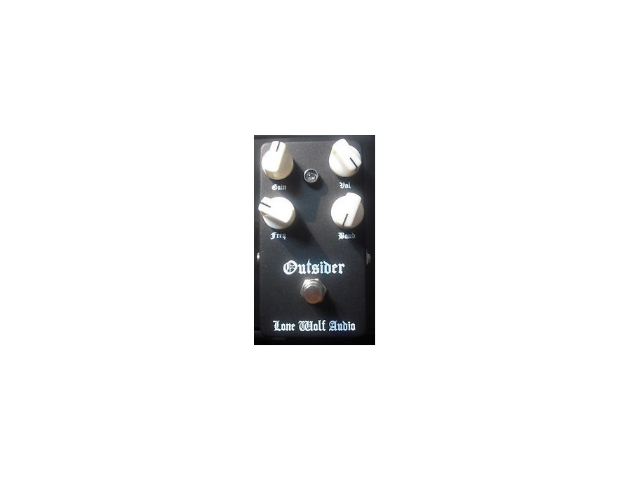 Lone Wolf Audio Outsider