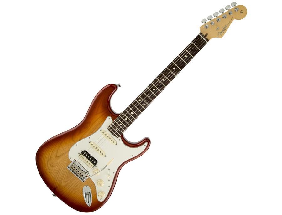 Fender Standard Stratocaster HSS Shawbucker Sienna Burst