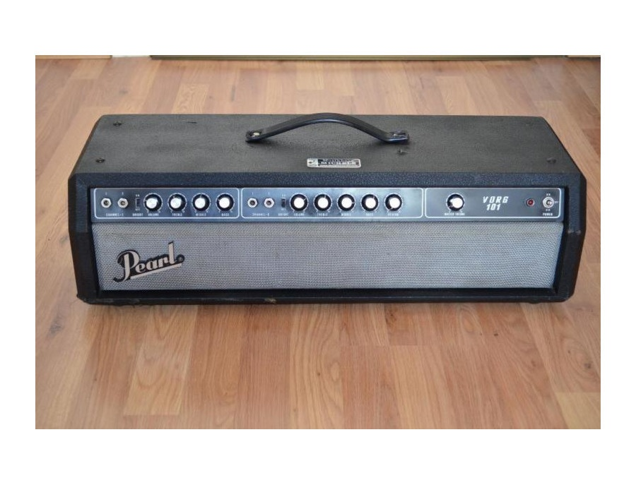 Pearl vorg bass 101 xl
