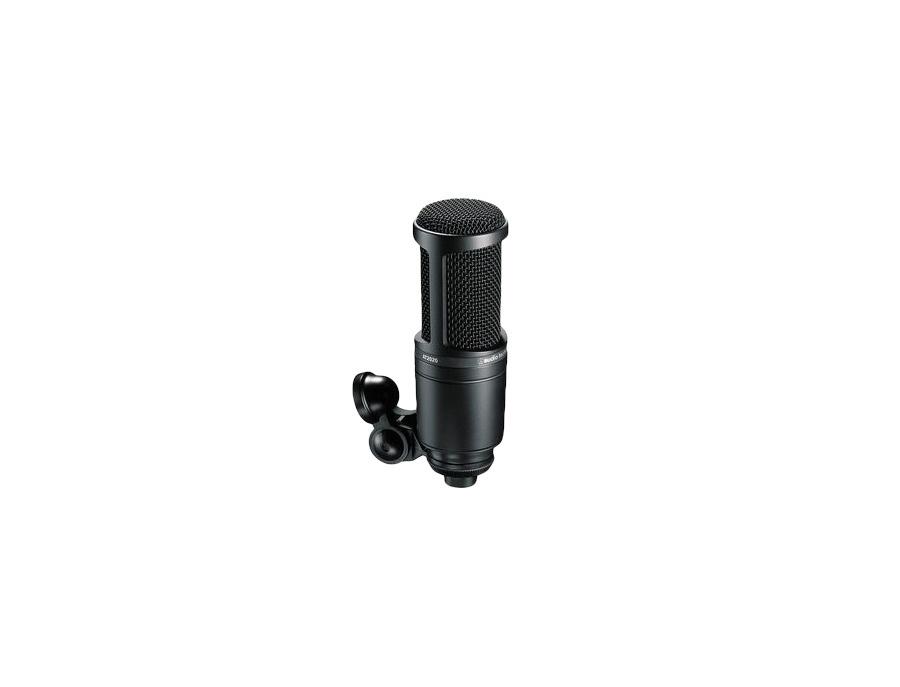 Audio-Technica AT2020 Large Diaphragm Condenser Microphone