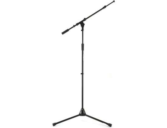 On-Stage Stands MS9701TB+ Heavy-Duty Tele-Boom Mic Stand