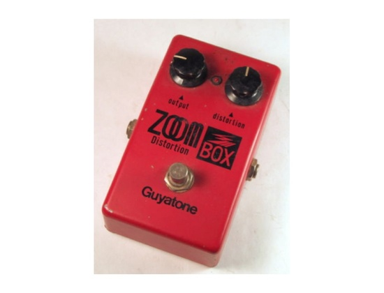 Guyatone PS-102 Zoom Box