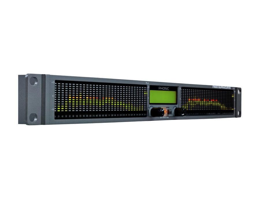 Phonic i7600 i Supra Curve