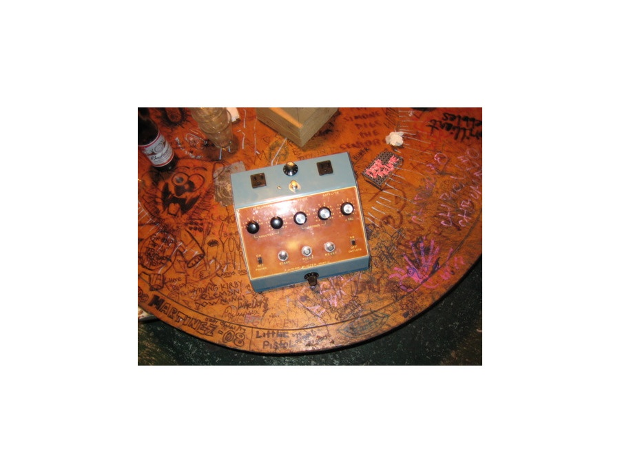 Custom built Six Organs pedal by Bill Skibbe