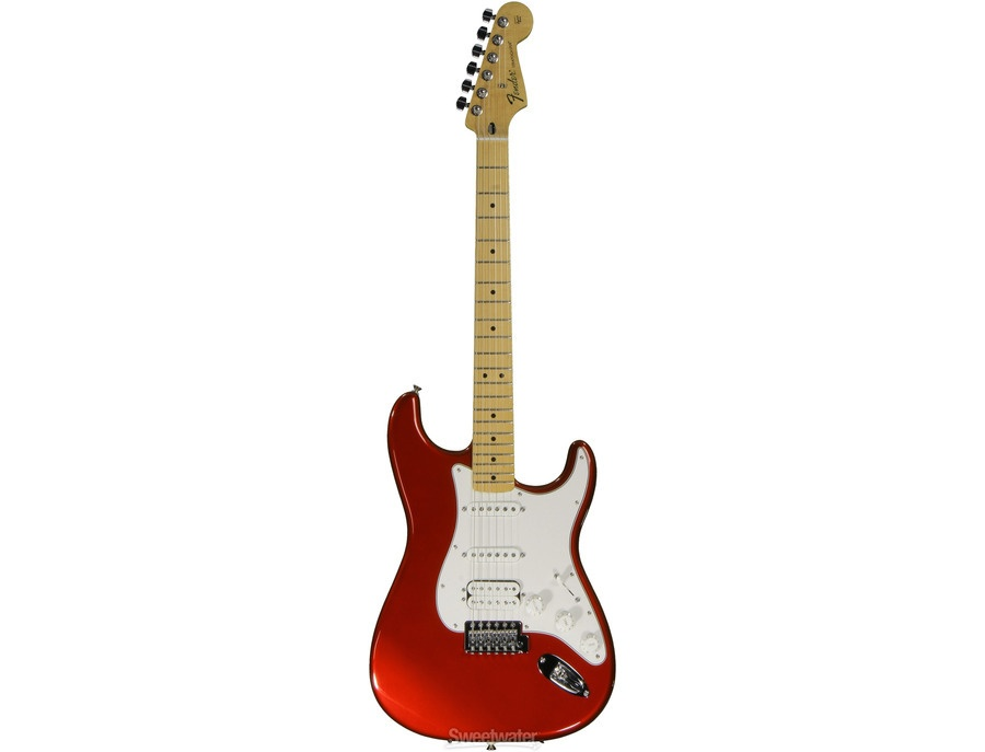 Fender Standard Stratocaster HSS-Maple Fingerboard