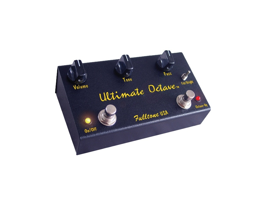 Fulltone Ultimate Octave Pedal