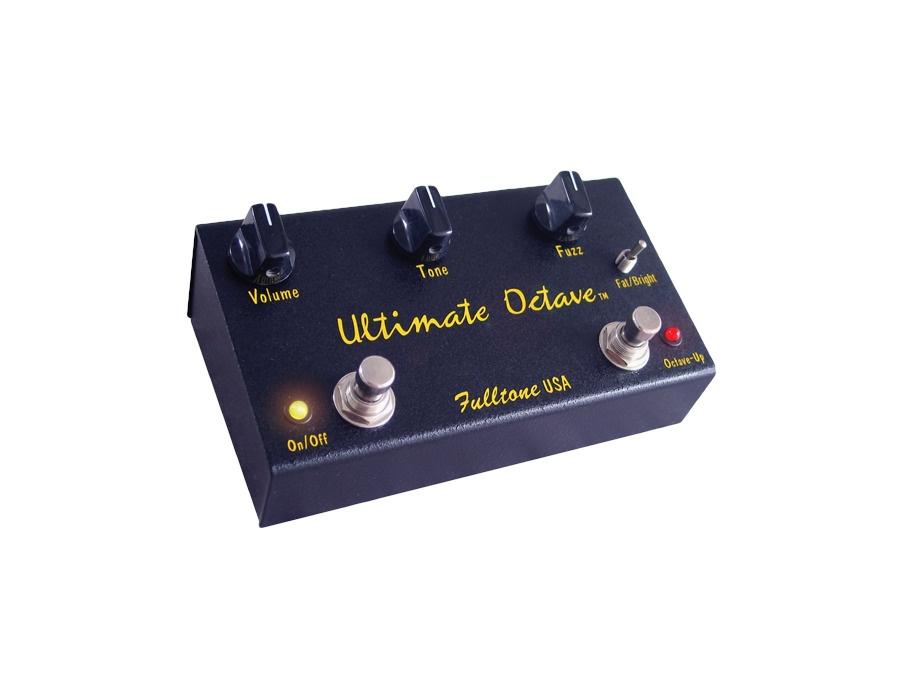 Fulltone ultimate octave pedal xl