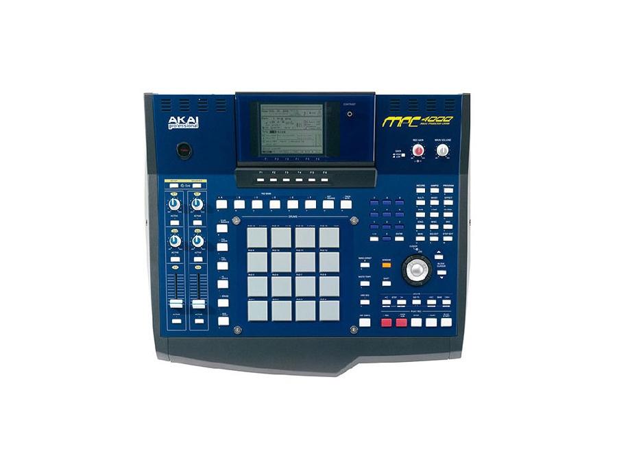 Akai MPC 4000 [Blue]
