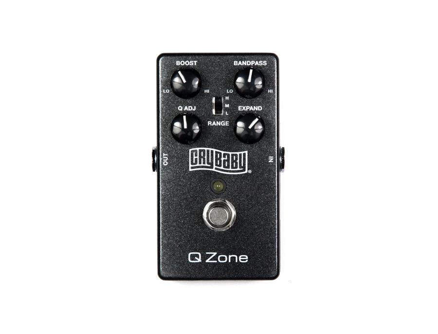 Dunlop cry baby qz 1 q zone pedal xl