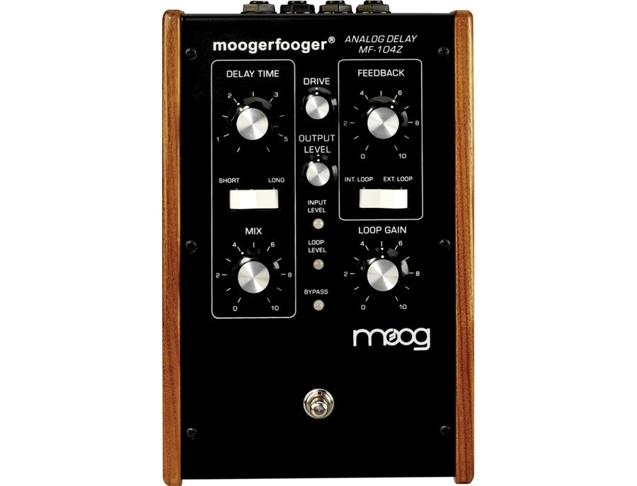 Moog moogerfooger mf 104z analog delay xl