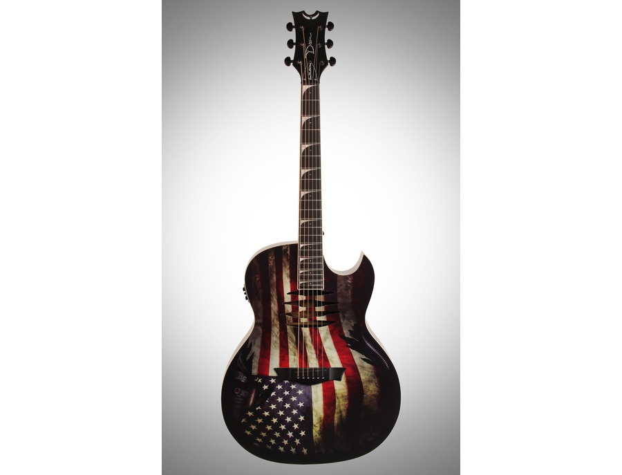 Dean Mustaine Mako Acoustic