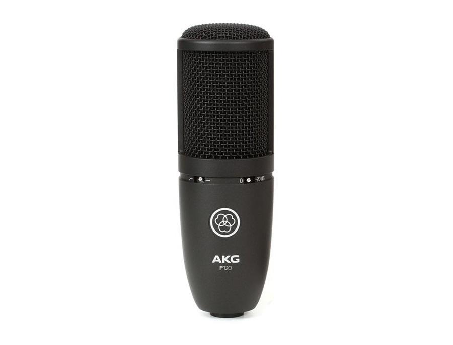 AKG P120 High Performance Condenser Microphone