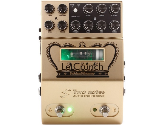 Two Notes Le Crunch Pedal