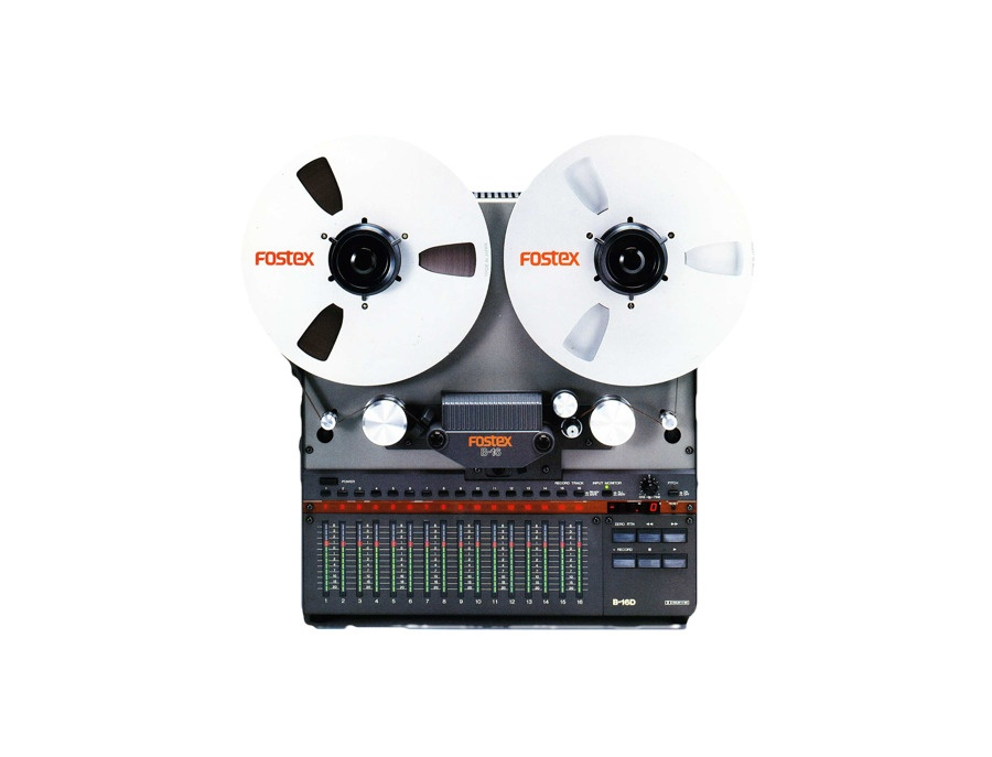 Fostex b 16 multitrack tape recorder xl