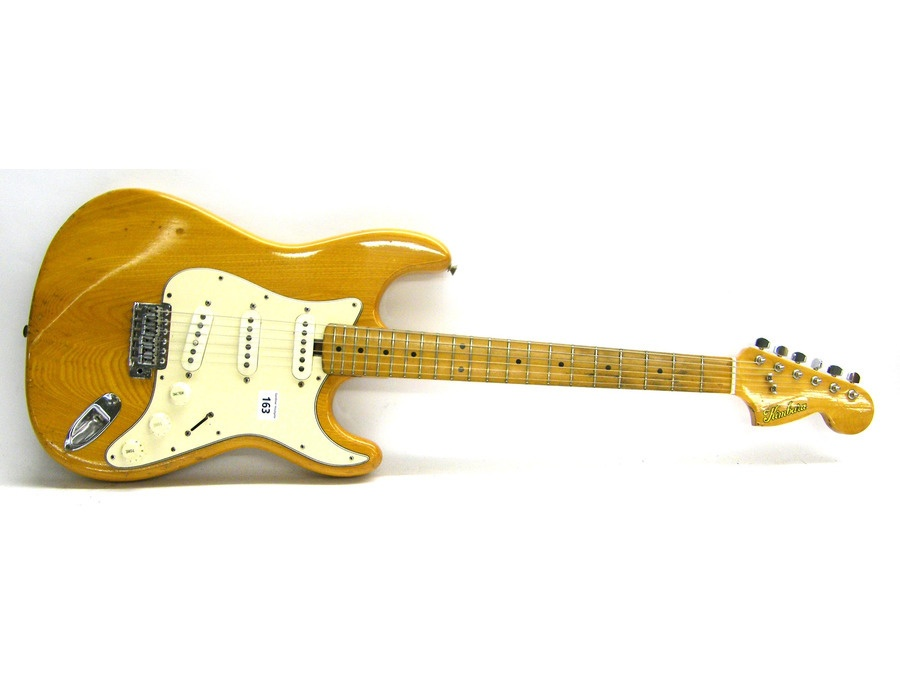 1970s Japanese Kimbara Stratocaster Copy