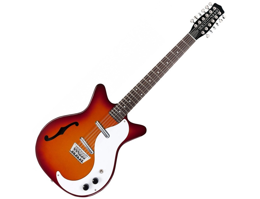 Danelectro DC59 12 String Cherry Sunburst