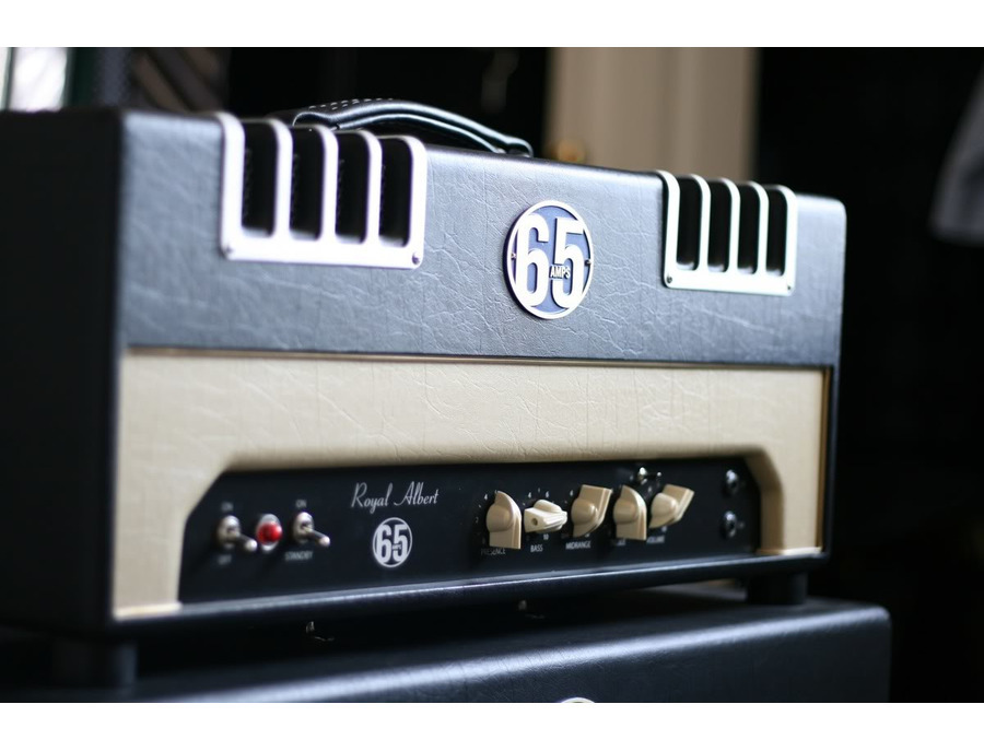 65 Amps Royal Albert