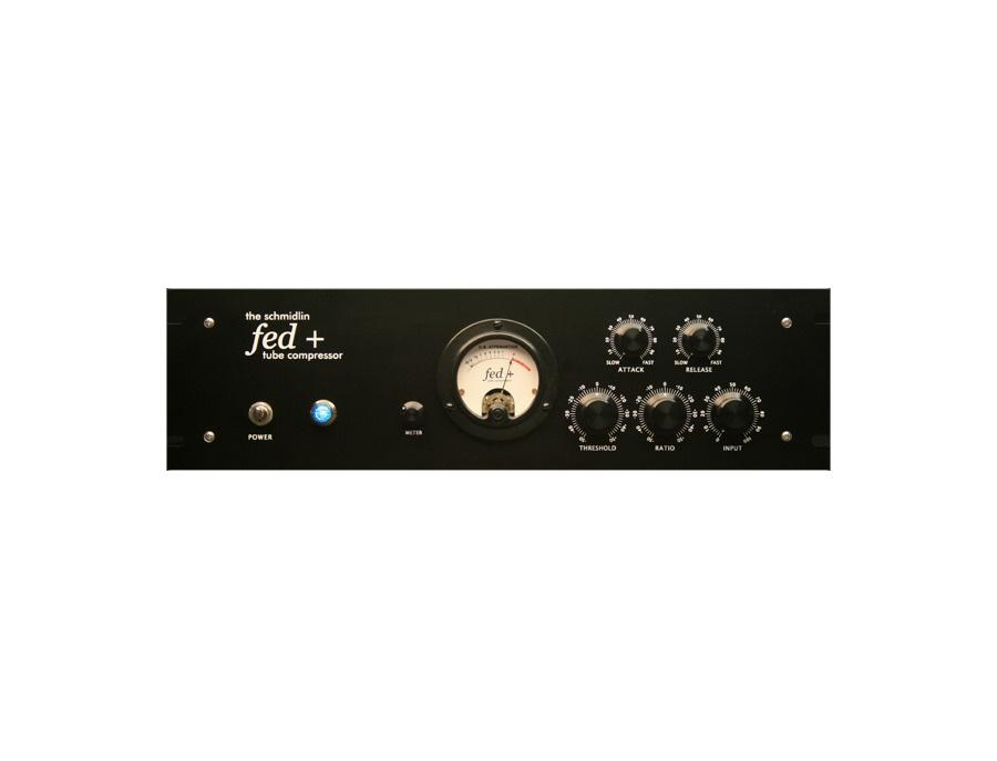 Schmidlin Fed+ All Tube Audio Compressor