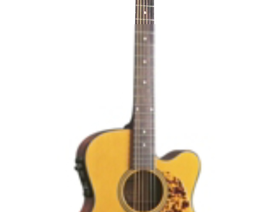 Blueridge Historic Series BR-143CE 000 Cutaway Acoustic-Electric Guitar