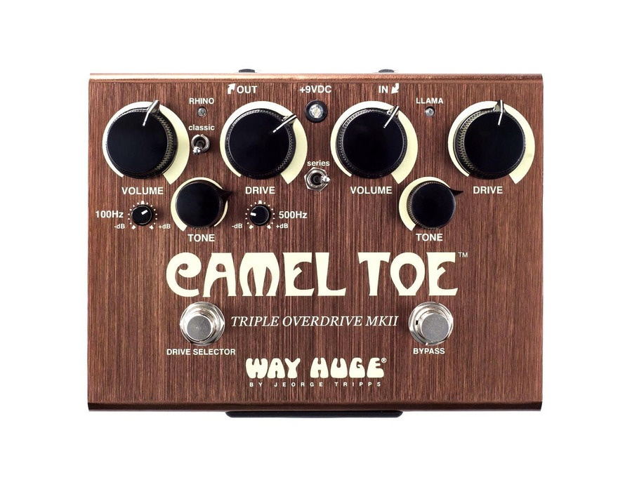 Way Huge Camel Toe Triple Overdrive mkII